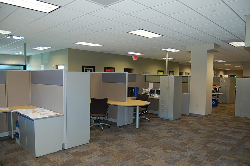 Kenexa Lincoln NE Office Space Interior Design At Ridge Plaza Kenexa2 Kenexa1