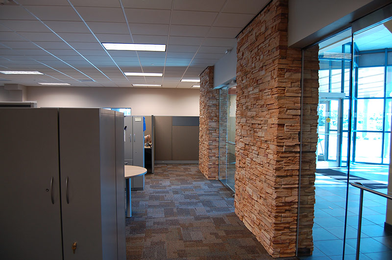 Kenexa Lincoln NE Office Space Interior Design At Ridge Plaza Kenexa2