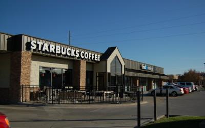 Kinkos & Starbucks